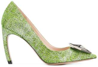 Nicholas Kirkwood Jewel Eden pumps