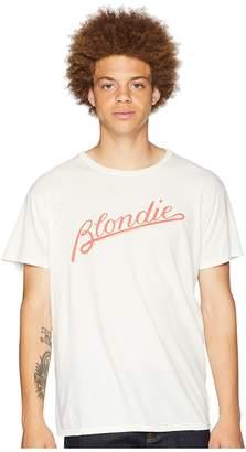 Original Retro Brand The Black Label Vintage Distressed Blondie Tee Men's T Shirt