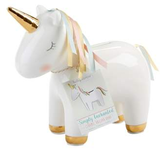Baby Aspen Ceramic Unicorn Bank