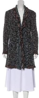 Chanel Knit Cardigan