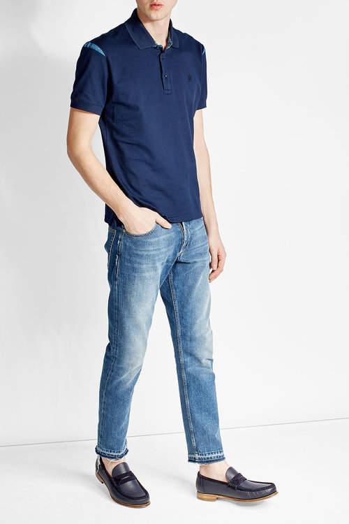 Alexander McQueenAlexander McQueen Cotton Polo Shirt