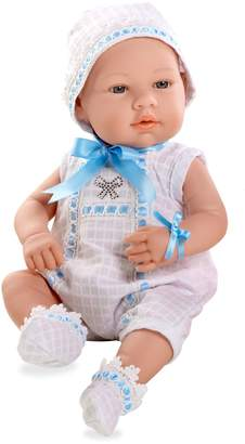 Swarovski Arias Elegance Real Baby Elements Doll