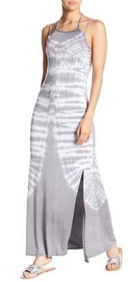 Couture Go Strappy Apron Maxi Dress