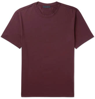 dae5e21c8 Prada Stretch-Cotton Jersey T-Shirt