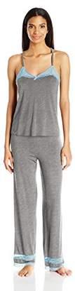 Honeydew Intimates Women's Lazy Sunday Pajama Set