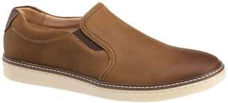 Johnston & Murphy McGuffey Nubuck Slip-On Shoes