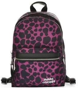Marc Jacobs Abstract Print Medium Backpack