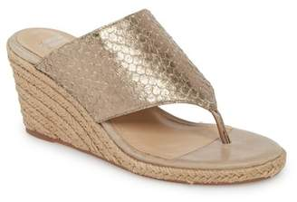 Johnston & Murphy Gretchen Wedge Mule (Women)