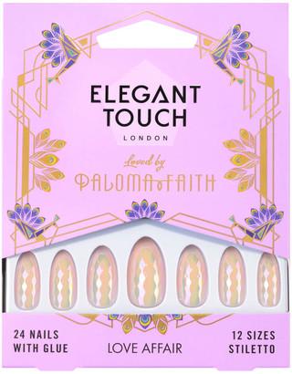 Elegant Touch X Paloma Faith Nails - Love Affair