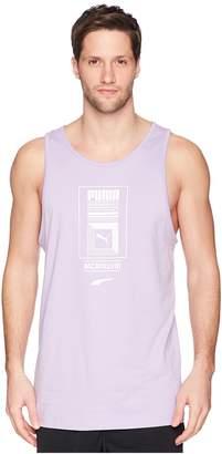 Puma Logo Tower Tank Top Men's Sleeveless