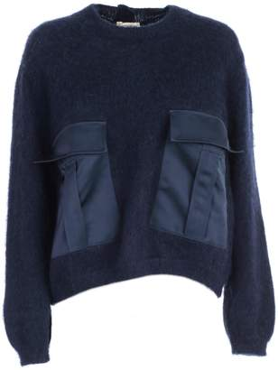 Semi-Couture Semicouture SEMICOUTURE Sweater Isa Mohair Wool