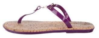 MICHAEL Michael Kors Rubber Slide Sandals