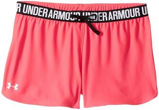 Under Armour Kids Play Up Shorts Girl's Shorts
