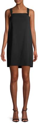 Balenciaga Squareneck Mini Dress