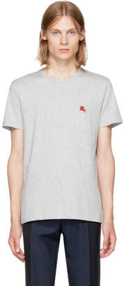 Burberry Grey Logo T-Shirt