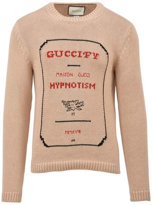 Gucci Hypnotism Sweater Beige