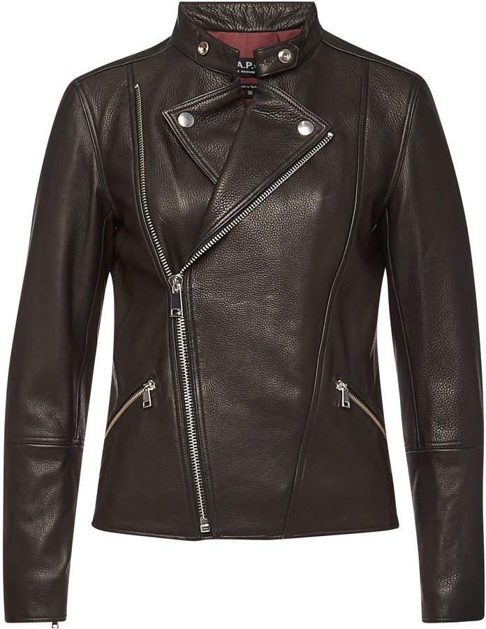 Florence Leather Jacket