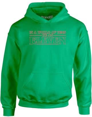 Eleven Paris Brand88 Be An Eleven, Kids Hoodie