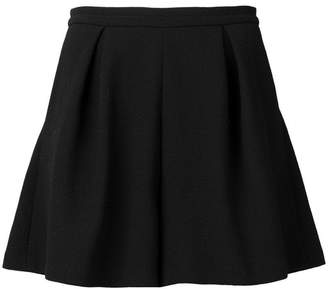 L'Autre Chose flared mini skirt