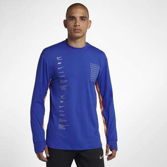 Nike Dri-FIT Element Men's Long-Sleeve Running Top