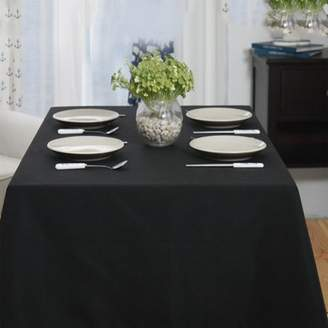 LESHP Rectangular Table Cover For Wedding Party Banquet 10 PCS Dining Tablecloths 30 X 96 Inch Polyester Tablecloth