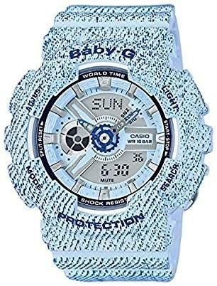 Casio Baby-G Women's Watch BA-110DC-2A3ER