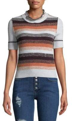Free People Best Intentions Knit Striped Top