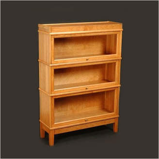 Hale Bookcases 300 Sectional Series Barrister Bookcase