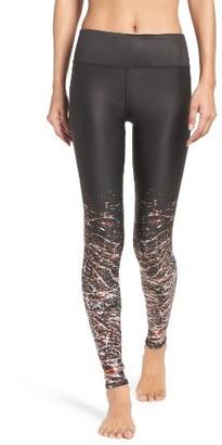 Women's Alo Tech Lift Airbrush Leggings $118 thestylecure.com