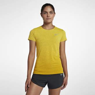 Nike Medalist Women's Short Sleeve Running Top