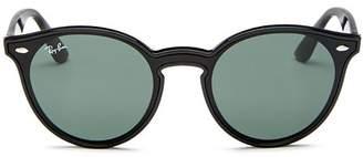 Ray-Ban Women's Blaze Round Sunglasses, 37mm