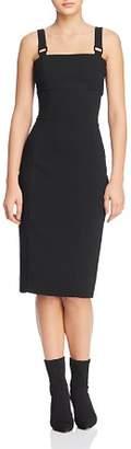 Bardot Hardware-Strap Sheath Dress - 100% Exclusive