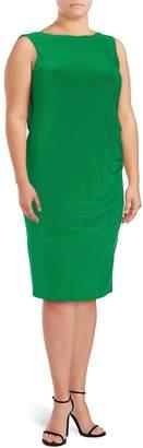 Marina Women's Draped Dress