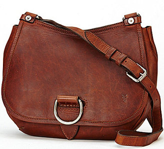 Frye Amy Saddle Bag $338 thestylecure.com