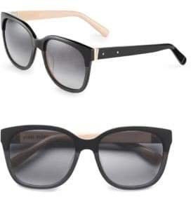 Bobbi Brown The Gretts 58MM Square Sunglasses