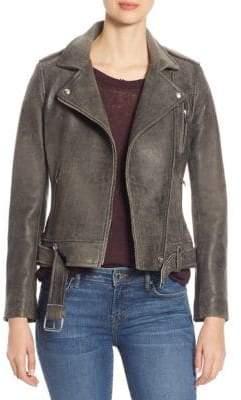 IRO Junmie Leather Jacket