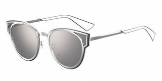 Dior Sculpt Cat-Eye Sunglasses $595 thestylecure.com