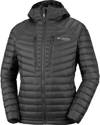 Columbia Titanium Altitude Tracker Hooded Jacket - Men's