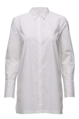 InWear White Cotton Tunic