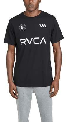 RVCA Va Sport Short Sleeve Club Tee