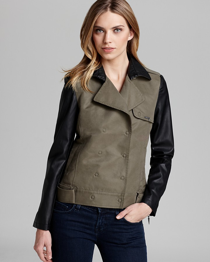 GUESS Jacket - Dai Military