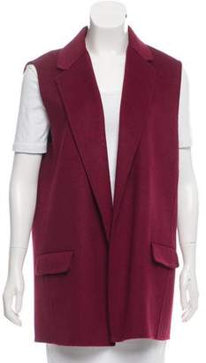 Hotel Particulier 2017 Wool Vest w/ Tags