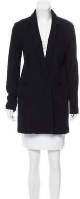 Tibi Oversize Wool Coat
