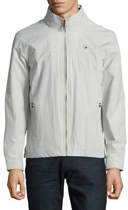 Tommy Hilfiger Taslan Stand Collar Jacket