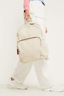 BDG Ivory Canvas Backpack