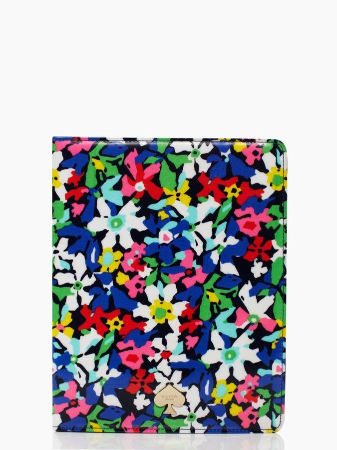 Margherita floral ipad folio