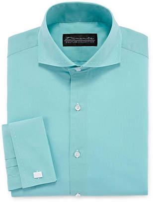 DAMANTE Damante Modern Long Sleeve Woven Dress Shirt