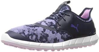 Puma Women's Ignite Spikeless Sport Floral Golf Shoe