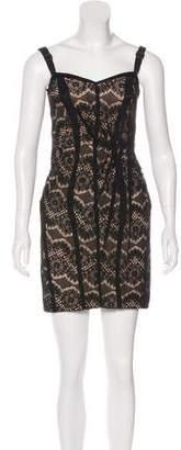 Rag & Bone Lace Sleeveless Dress