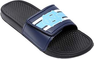 NCAA Men's Forever Collectibles North Carolina Tar Heels Legacy Slide Sandals